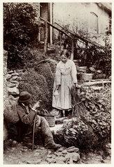 'The Wayfarer'  1885.