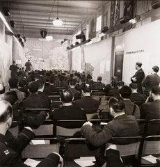 War correspondents' briefing  15 June 1944