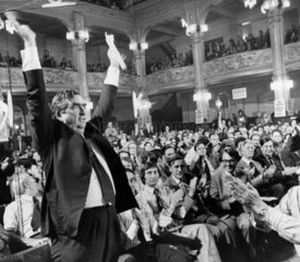 Dennis Healey  Labour Party Conference  October 1976.