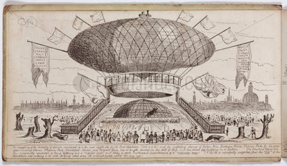 'Great Exhibition 'Wot is to Be''  1850.