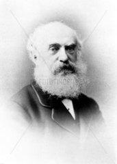 Balfour Stewart  Scottish physicist and meteorologist  c 1870-1887.