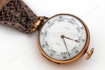 Stethometer  19th century.
