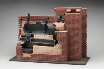Woolf's Water Tube Boiler  1819.