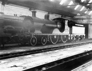 Bricklayers Arms railway shed  c 1949. Sout