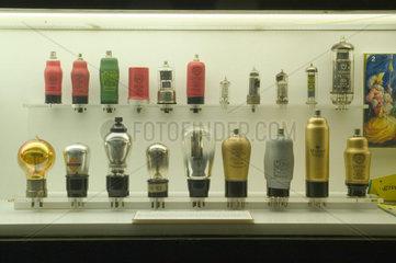 Lightbulbs  Science Museum  London  2007.