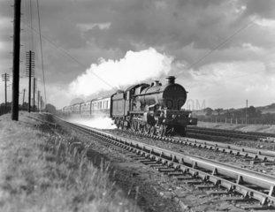'Sir Daniel Gooch' steam locomotive  'Castl