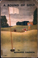 'A Round of Golf'  LNER guidebook  c 1920s.