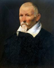 Sir Hugh Myddelton  Welsh goldsmith and engineer  c 1600s.
