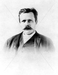 John Milne  British seismologist and geologist  late 19th century.