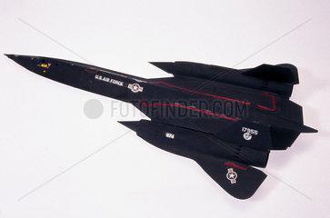 Lockheed SR71 'Blackbird'  1964.