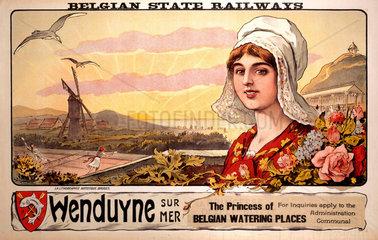 'Wenduyne-sur-Mer - The Princess of Belgian