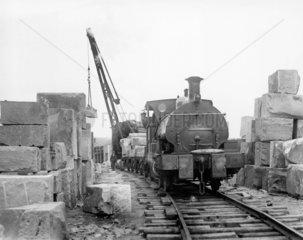 'Craven' 0-4-0St Hudswell Clarke locomotive