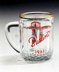 Butlin's souvenir tankard  1961.