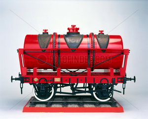 Tank wagon  by Charles Roberts and Co Ltd