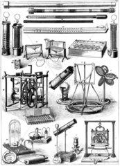 Historic scientific treasures of the South Kensington Museum  London  1876.