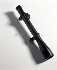 German telescopic machine gun sight  c 1918.
