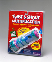 'Twist and Shout Multliplication' toy  1999-2000.