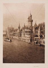 'Old Paris'  1900.