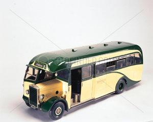 Leyland passenger coach  1936.