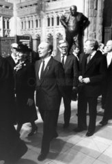 Margaret Thatcher  Neil Kinnock  Geoffrey Howe and Roy Hattersley
