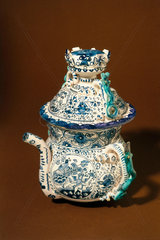 Posset pot  English  c 1700.