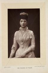 'Princess of Wales'  1891.