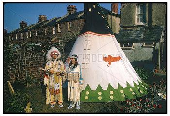 The Blackmores  1970.