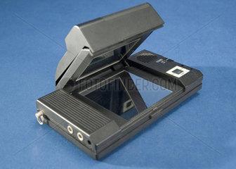Realistic LCD Pocketvision 3 miniature television set  1985.