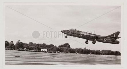 Jet fighter  c 1955.