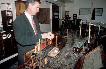 Signalling school  1996.