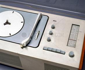 Braun table radiogram  c 1962.