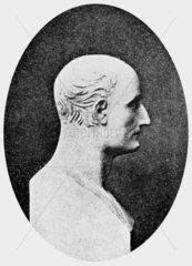 Joseph Nicephore Niepce  French inventor  c 1800.