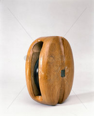 Ship's pulley-block  1819.