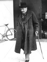 Herbert George Wells  British writer  20 February 1939.