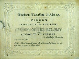 Train ticket  1843.