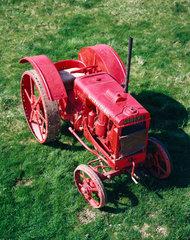 International Harvester W-12 tractor  1935.