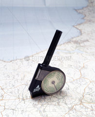 Silva Combi 2 map measurer  c 1989.
