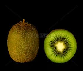 Kiwi fruit  1990s.