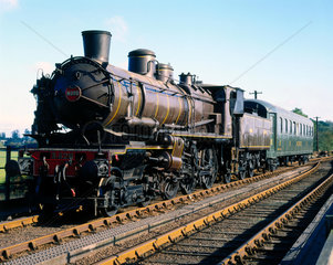 Nord 4-6-0 compound locomotive  no 3628 and