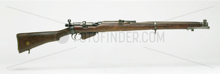 Lee Enfield 303 rifle  c 1917.