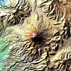 The Cotopaxi Volcano  19 February 2000.