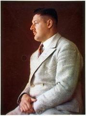 Portrait of Jos Pe  c 1930.