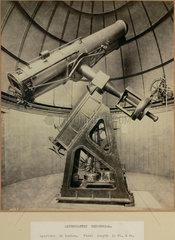 Astrographic Telescope  Greenwich  London  1904.