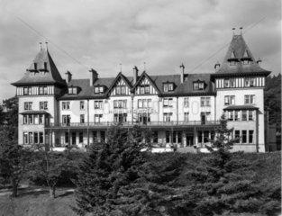 The Highland Hotel in Strathpeffer  Scottis