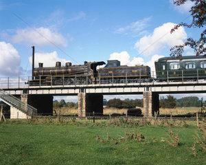 Nord 4-6-0 compound locomotive no 3628  191