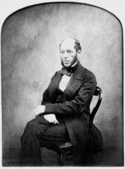 G Howard  c 1850s.