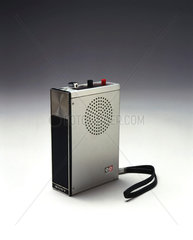 Sony Compact Cassette Recorder  c 1969.
