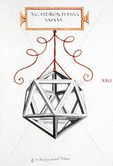 Da Vinci's Icosahedron  1509.