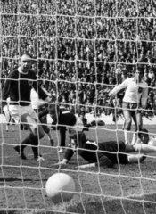 Scotland v Cyprus  World Cup  July 1966.