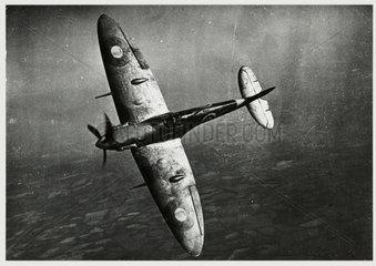 Spitfire  c 1942.